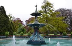 Nueva Zelanda - Christchurch - Jardín Botánico