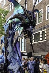 Dragon Parade I