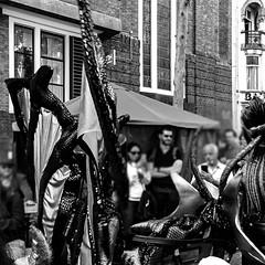 Street Parade Spui Straat BW II