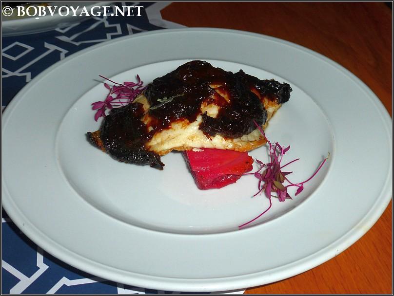 פילה דניס במסעדת בלקן (Balkan)