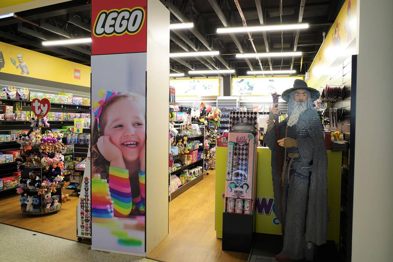 レゴのガンダルフ