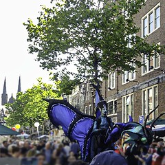 Towers and Street Parade I