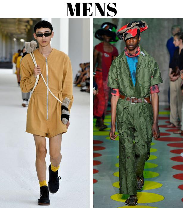 Mens Jumpsuits