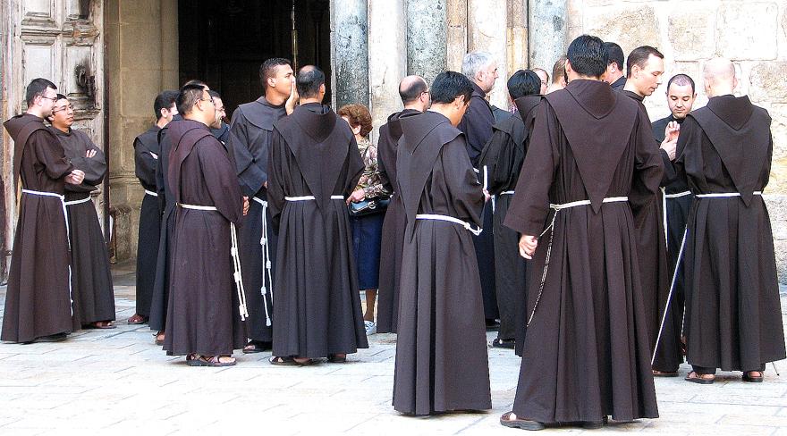 franciscanos en America