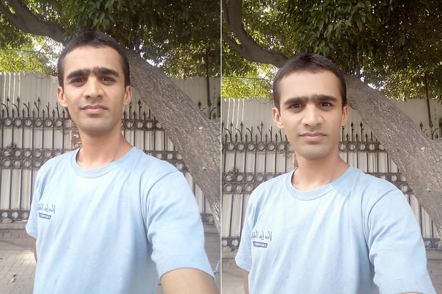 Honor 8S selfies