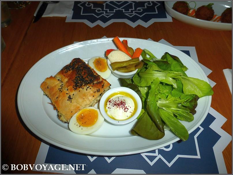 סובוריק במסעדת בלקן (Balkan)