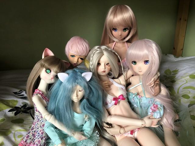 Ma petite collection de BJD [Aimerai,MiniFee,Huajing] 48091575447_6825301160_z
