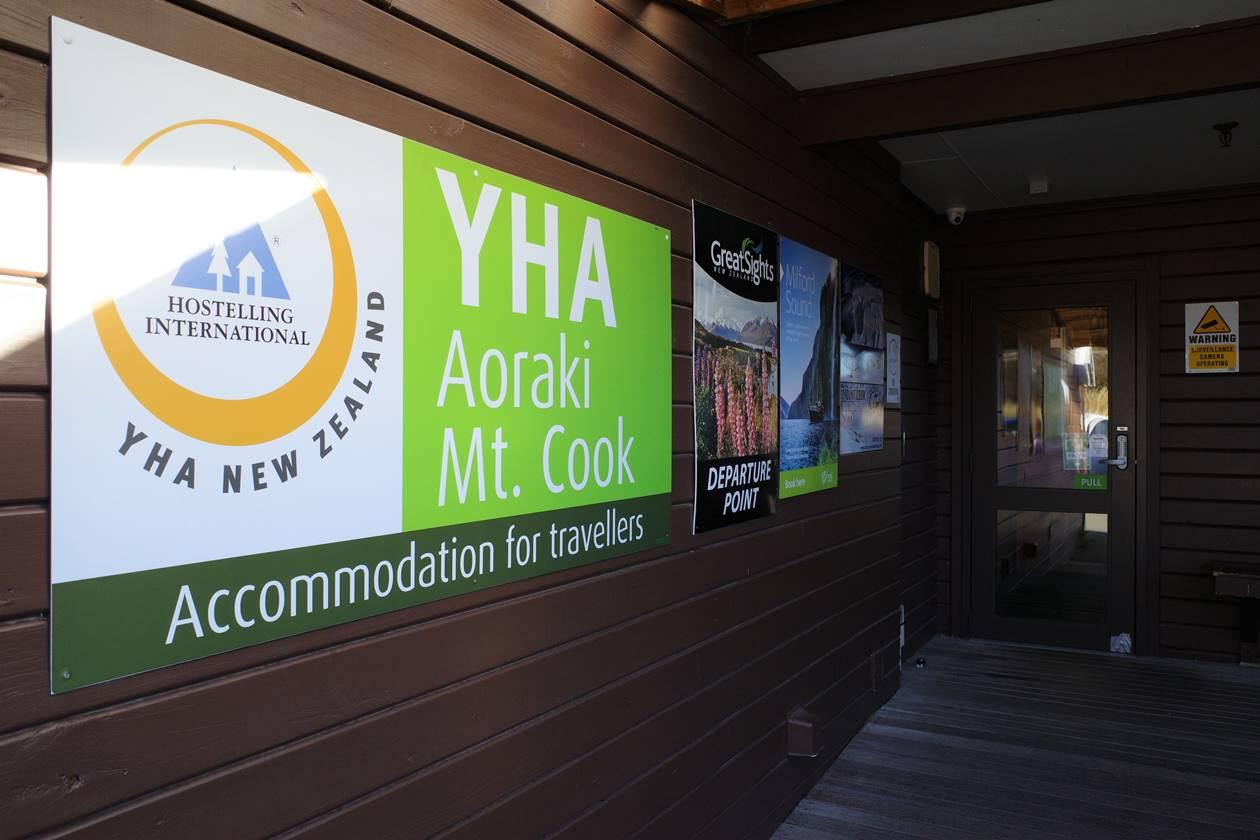 YHA Aoraki Mt.Cook