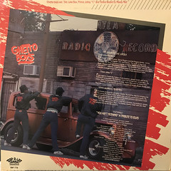 THE GHETTO BOYS:YOU AIN'T NOTHING(JACKET B)