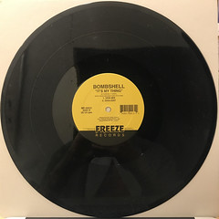 BOMBSHELL:IT'S MY THING(RECORD SIDE-B)