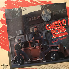 THE GHETTO BOYS:YOU AIN'T NOTHING(JACKET A)