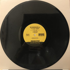 BOMBSHELL:IT'S MY THING(RECORD SIDE-A)