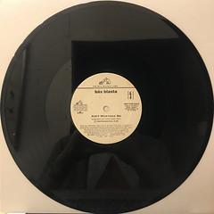 BAS BLASTA:AIN'T WHATCHA DO(RECORD SIDE-B)