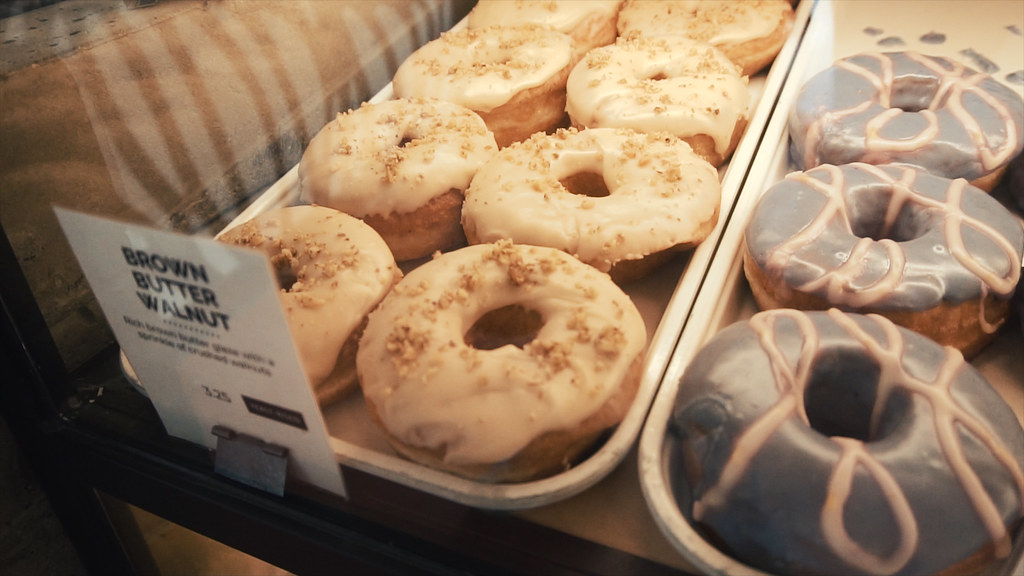 WHERE TO EAT DONUTS IN TORONTO