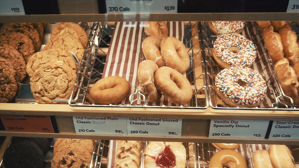 WHERE TO EAT DONUTS EN TORONTO
