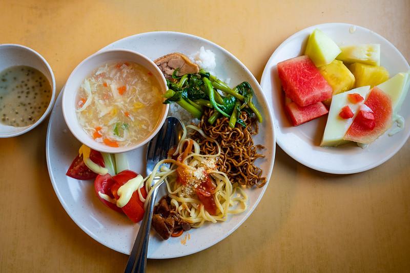 Mount Kinabalu Foods