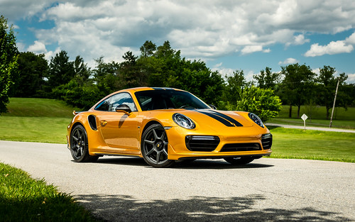 2018 Porsche 911 Turbo S Exclusive Series