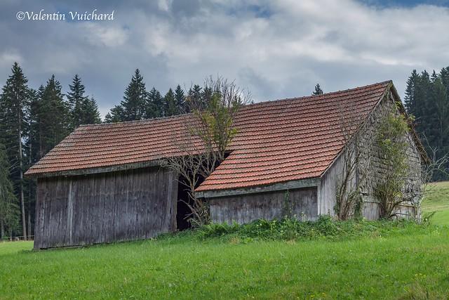 SF-IMG_4954 - Old hayloft, Chemin des Citards, Gruyère region - Switzerland
