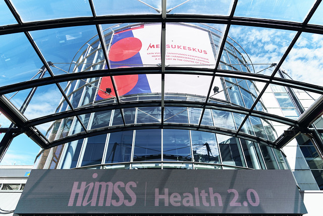 HIMSS Europe & Health 2.0 Conference 2018