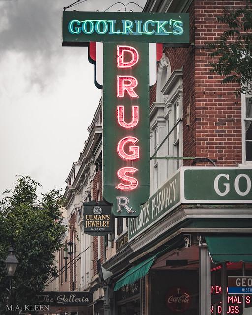 Goolrick's Drugs
