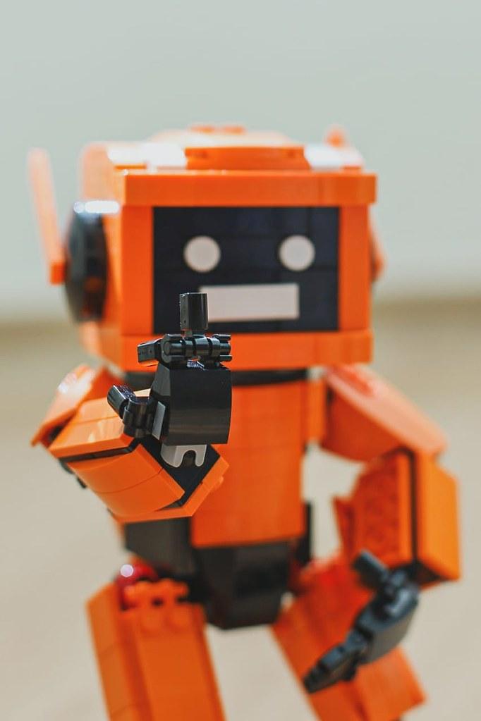 KVRC - LEGO DEATH ROBOTS