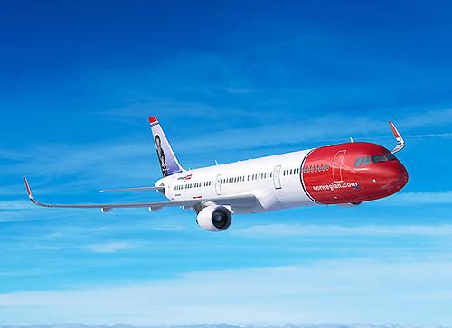 Norwegian A321LR (Airbus)