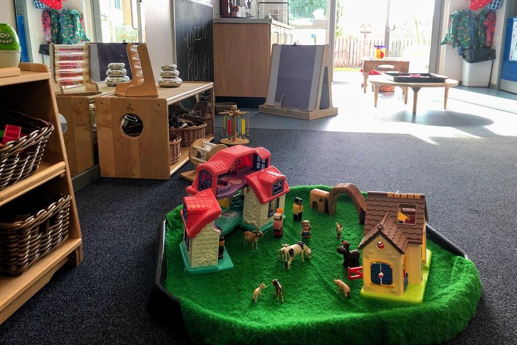 Childcare Centre Tour