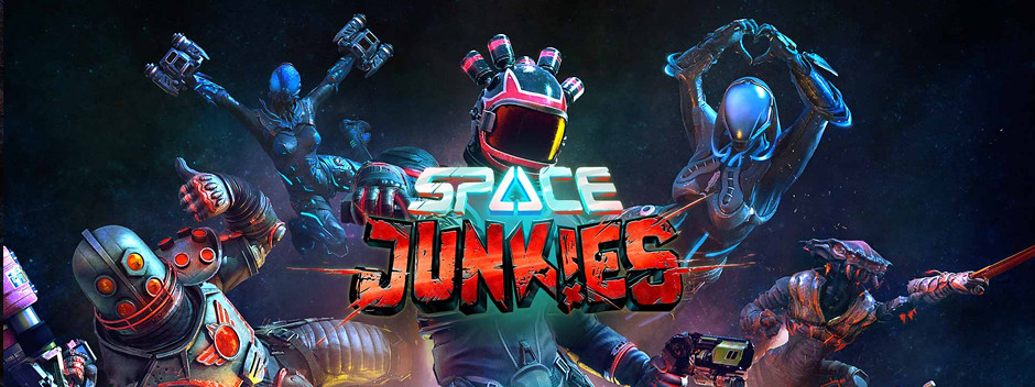 Space Junkies on PS VR