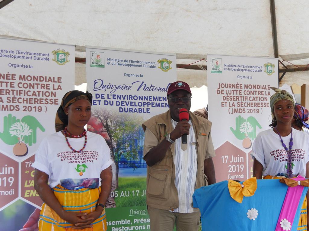 Journée mondiale de lutte contre la désertification et la sècheresse
