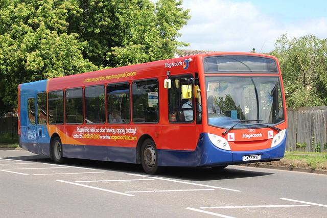 22742 GX58MVF Stagecoach