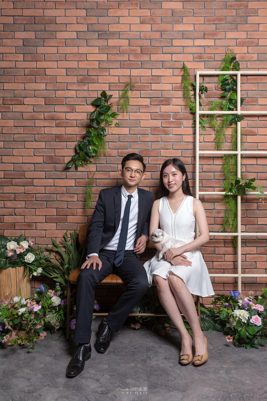 台南全家福 | 拋棄傳統合照的彆扭,忠實呈現家人間最親密的情感14
