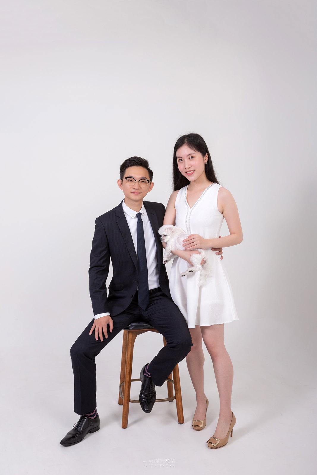 台南全家福 | 拋棄傳統合照的彆扭,忠實呈現家人間最親密的情感12