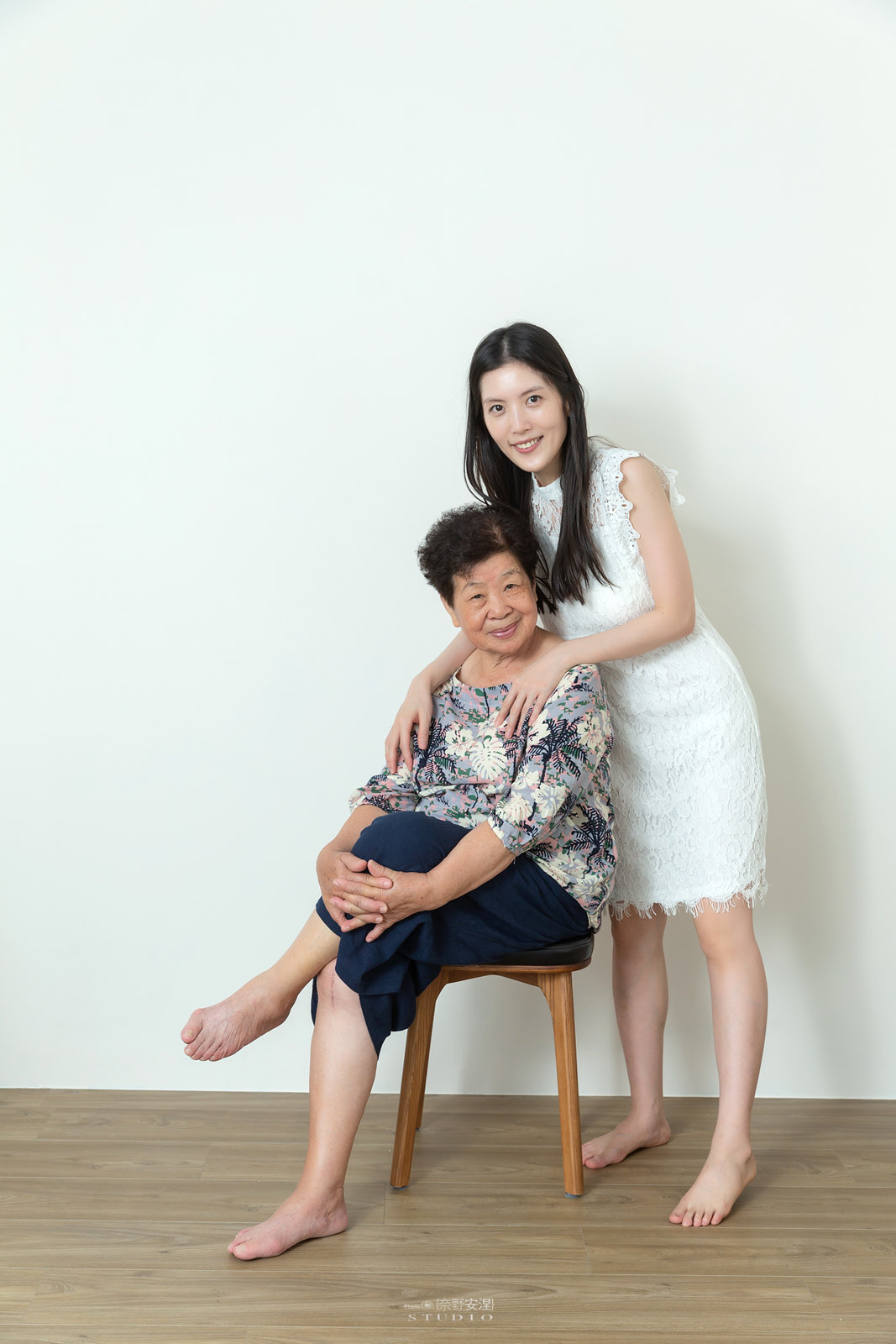 台南全家福 | 拋棄傳統合照的彆扭,忠實呈現家人間最親密的情感30