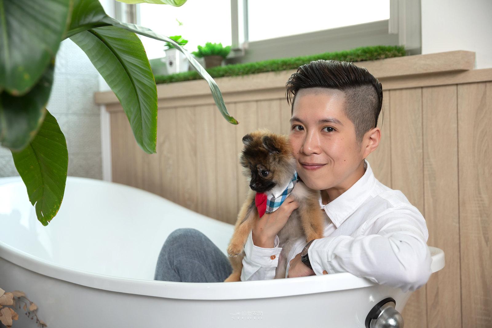 台南全家福 | 拋棄傳統合照的彆扭,忠實呈現家人間最親密的情感22
