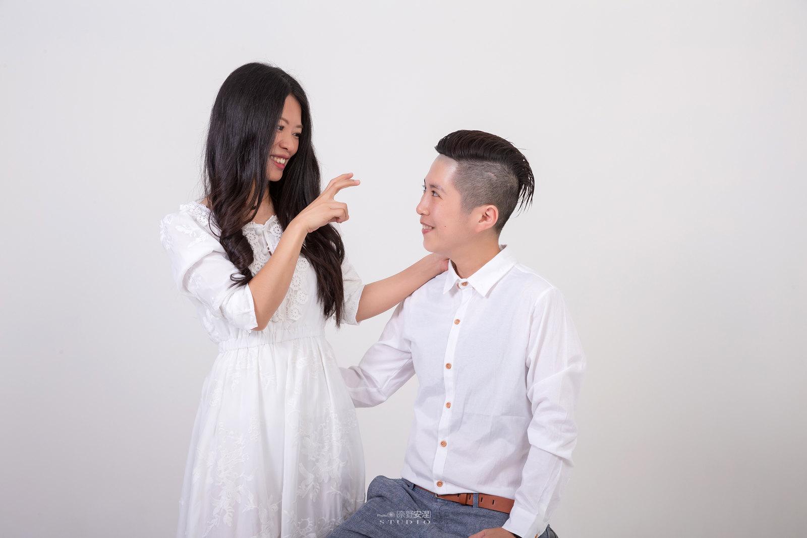 台南全家福 | 拋棄傳統合照的彆扭,忠實呈現家人間最親密的情感10