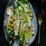 Romaine Wedge Caesar Salad