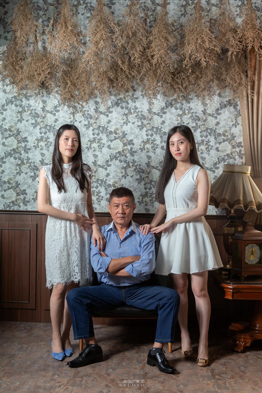 台南全家福 | 拋棄傳統合照的彆扭,忠實呈現家人間最親密的情感26