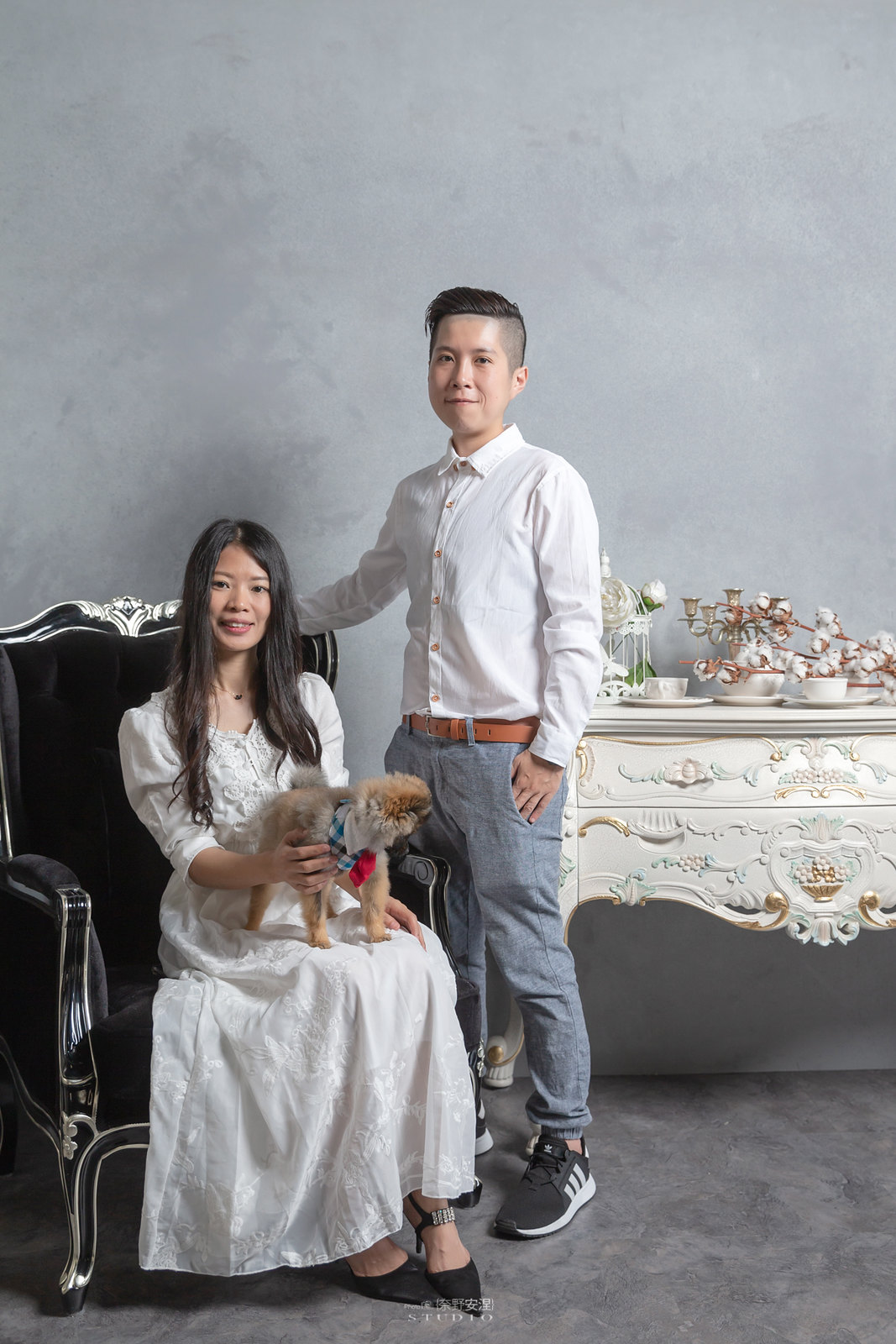 台南全家福 | 拋棄傳統合照的彆扭,忠實呈現家人間最親密的情感15