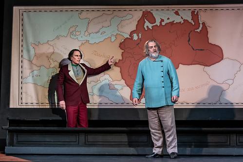 Roger Honeywell — People — Royal Opera House