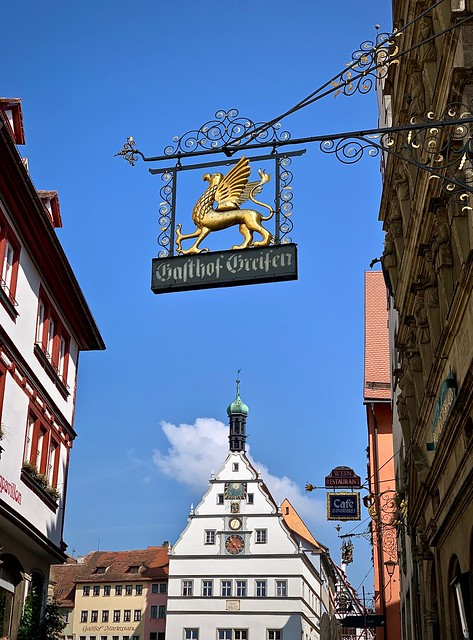 Another sign of Rothenburg