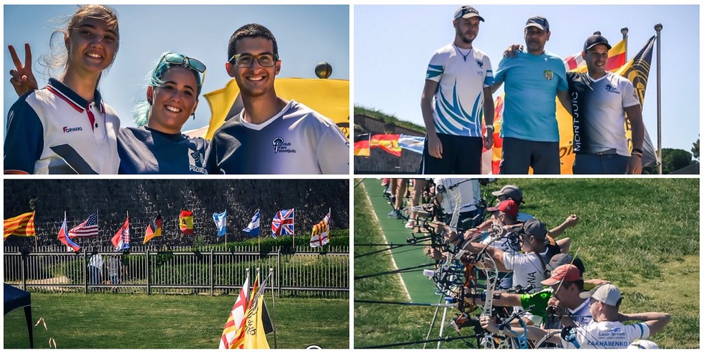 Barcelona Archery Days 2019 - 02/06/2019 - clubarcmontjuic - Flickr