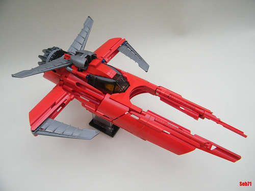 VIC spaceship