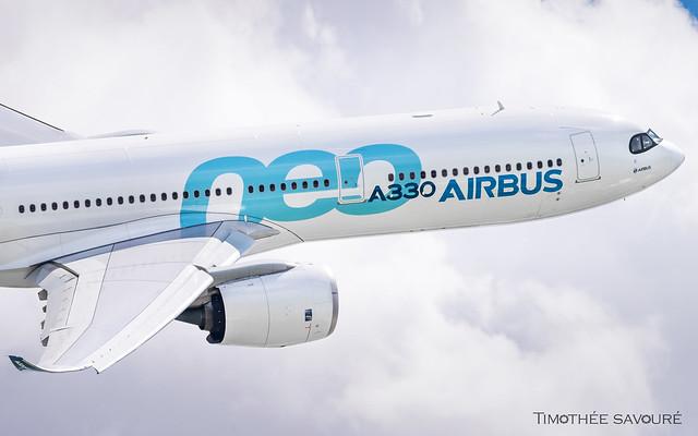 PAS19 | Airbus A330-900 NEO | F-WTTN