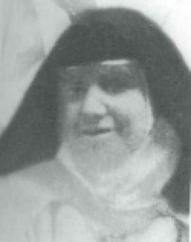 Sor María del Santísimo Sacramento