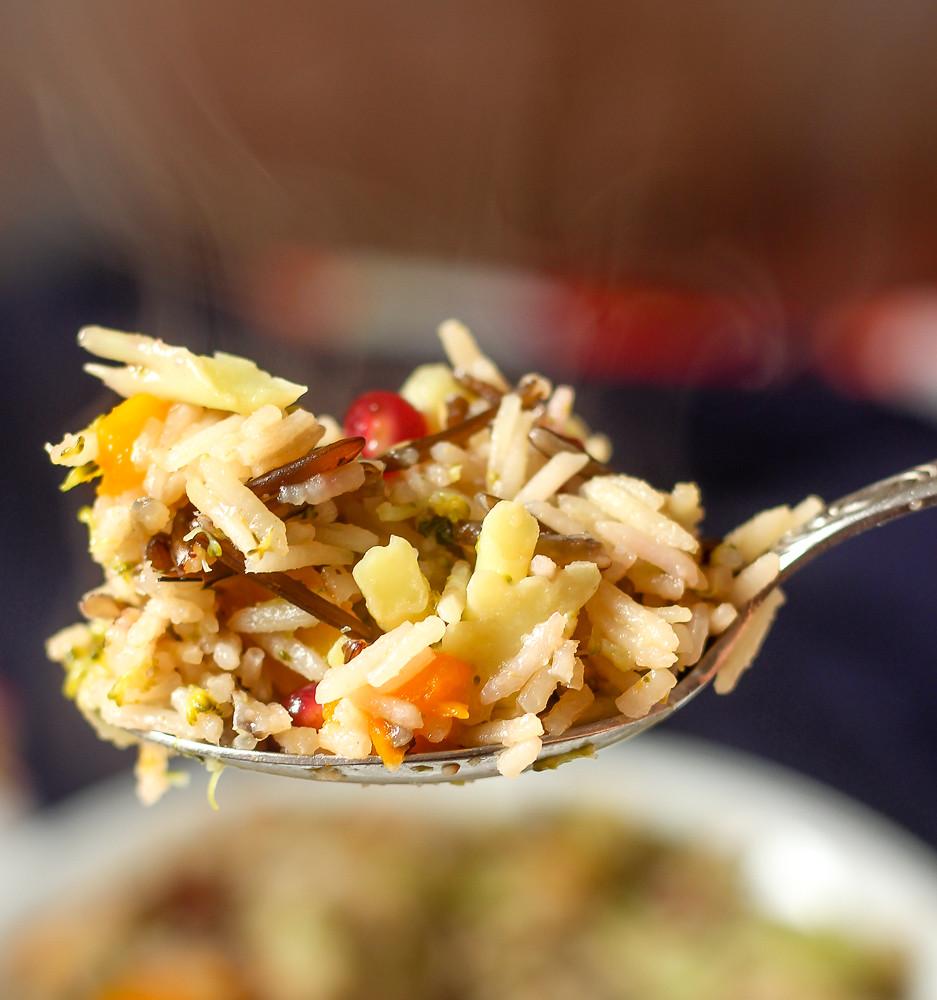 Wild Rice Pilaf LR 1