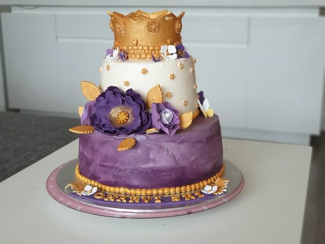 Cake by Nidhi Gupta
