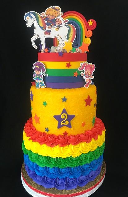 Cake by Ivelisse Figueroa