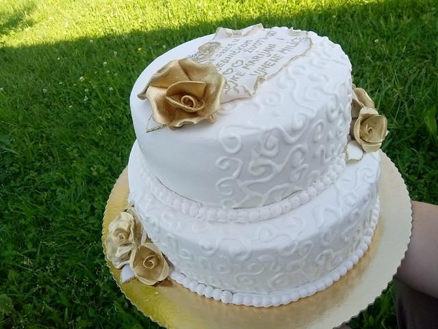 Cake by Ivana Strljic