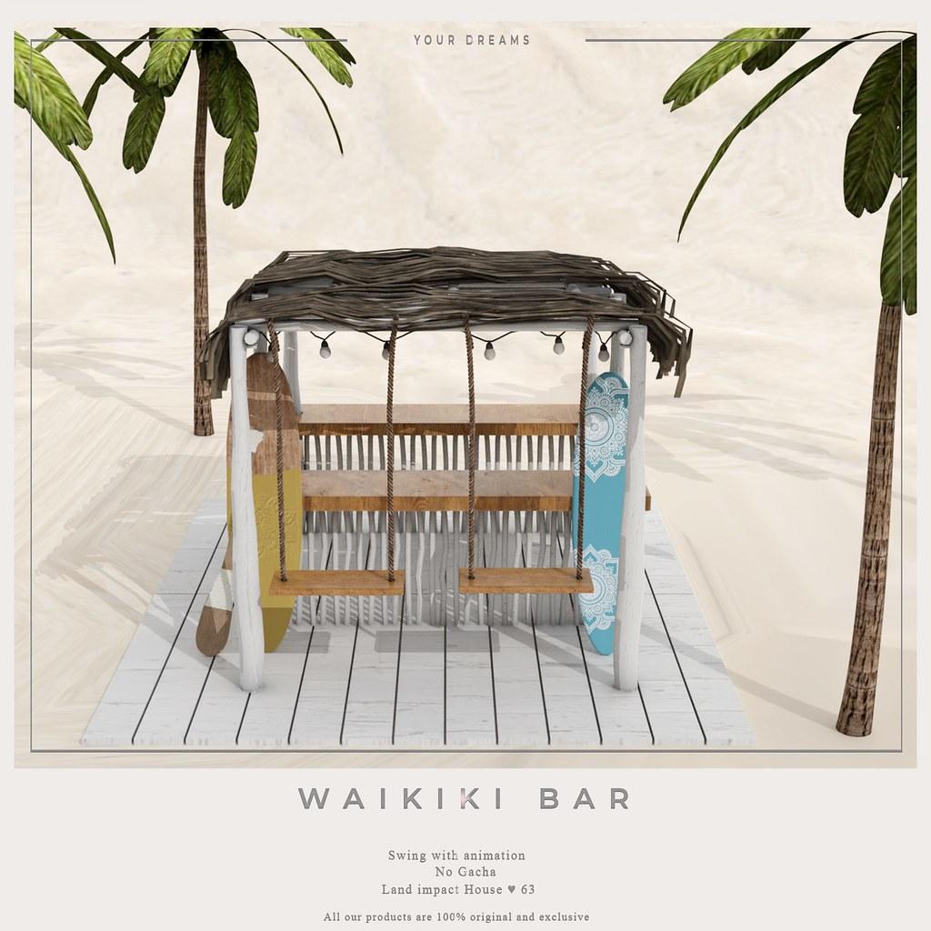 {YD} Waikiki Bar