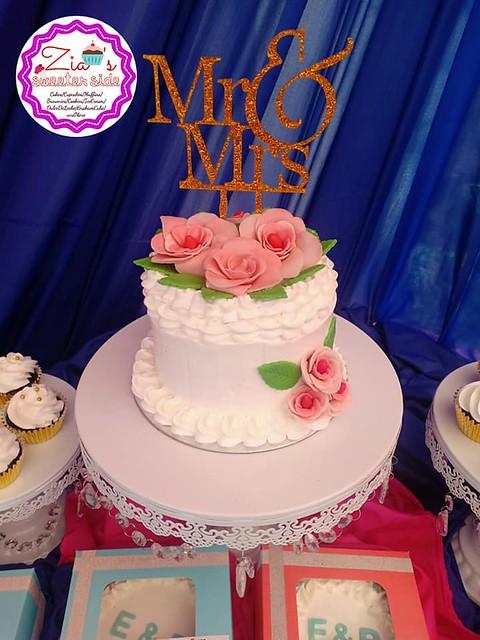 Cake by Zia's Sweeter Side